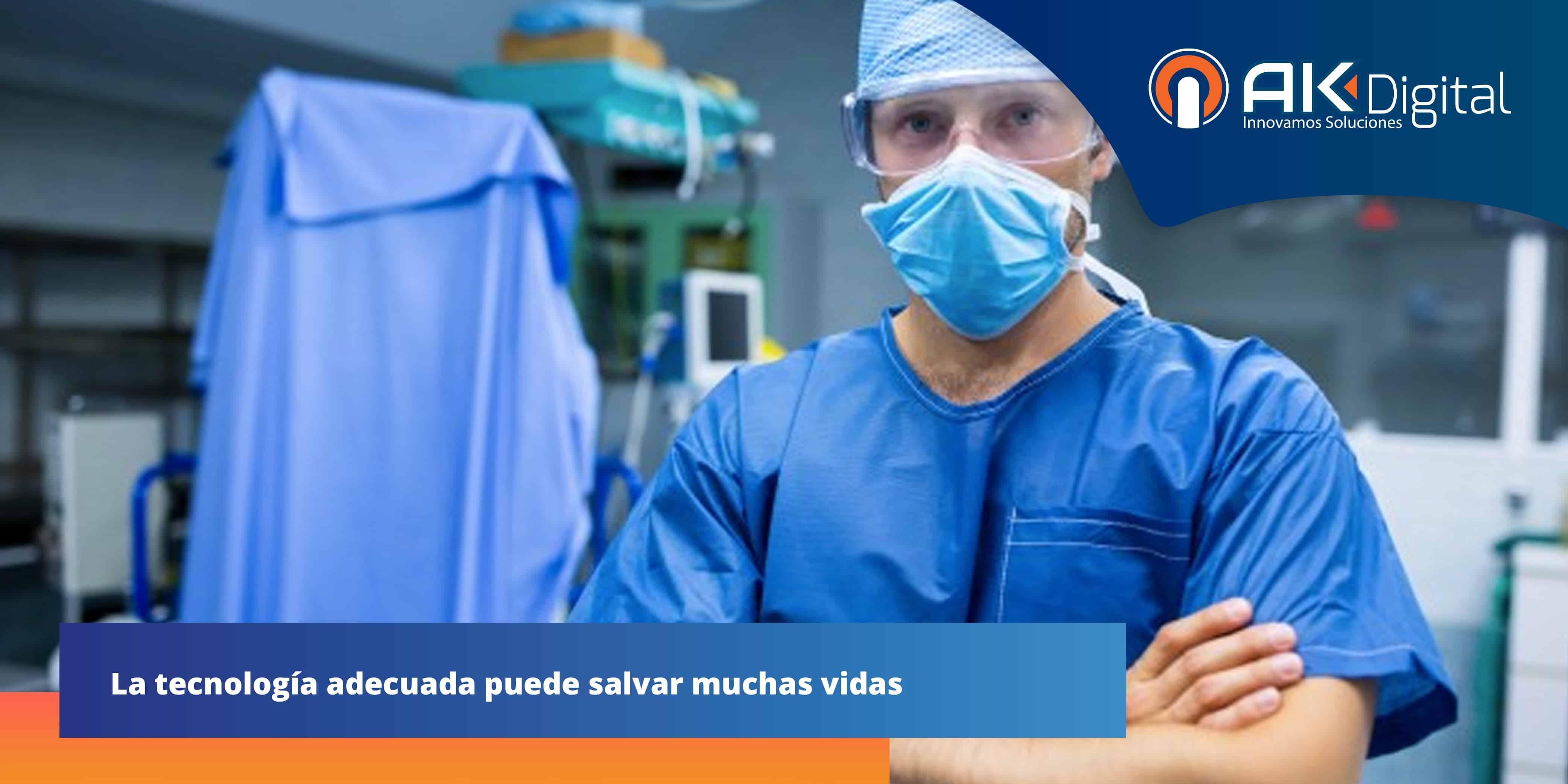 Así se vive la transformación digital de hospitales en tiempos de pandemia